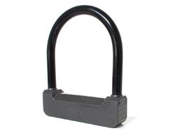 Wide Shackle Alarm D-Lock