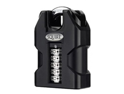 Closed Shackle Stronghold Combination Padlock