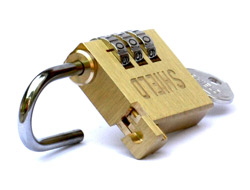 Master Key Combination Padlock 30mm
