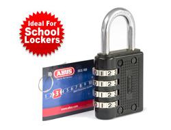 Locker Combination Padlock 40mm