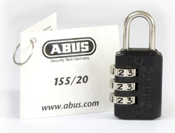 Locker Combination Padlock (20mm)