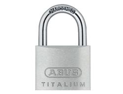 Titalium Padlock (25mm)