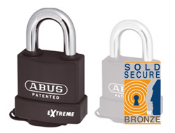 Restricted Extreme Padlock (63mm)
