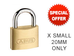 20mm Brass Padlocks (special offer)