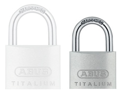 Titalium MasterKey Padlock 30mm