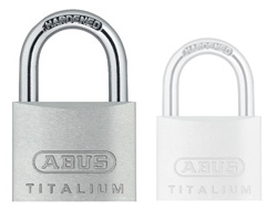 Titalium MasterKey Padlock (40mm)
