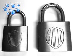 Keyed Alike Stainless Steel Padlock (30mm)