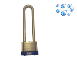 Extra Long Shackle Laminated Padlock (50mm) keyed alike