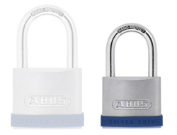 Keyed Alike Silver Rock Padlock 40mm