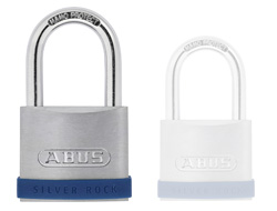 Keyed Alike Silver Rock Padlock (50mm)
