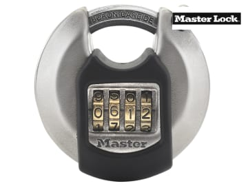 Master Lock Combination Discus Padlock