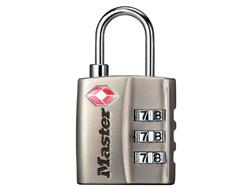 Master Lock Premium TSA Padlock