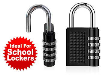 Locker Combination Padlock 40mm