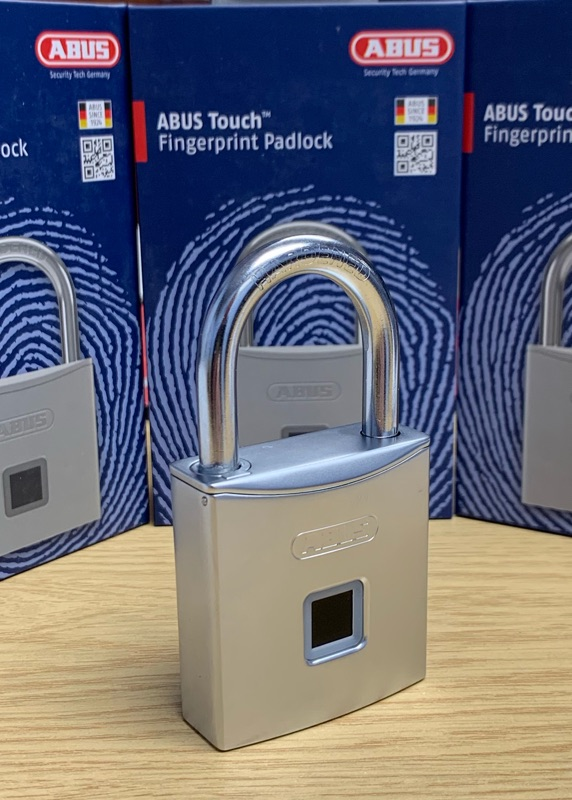 ABUS Fingerprint padlock 50mm