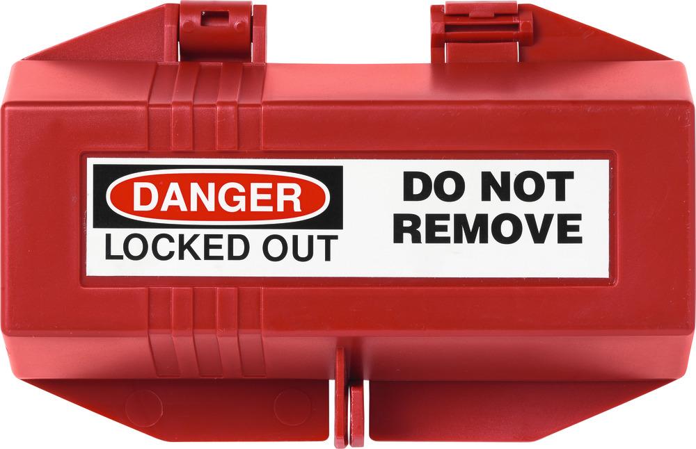 Large Plug Lockout